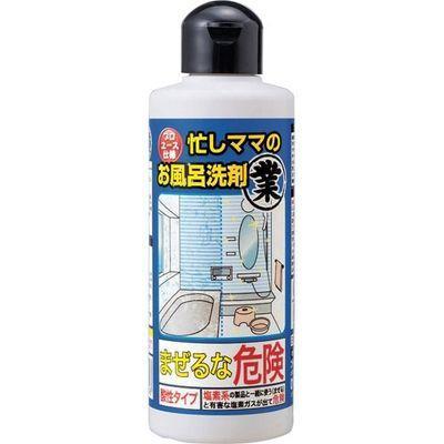 コモライフ プロユース仕様 忙しママのお風呂洗剤 業 200ml E437290・・・
