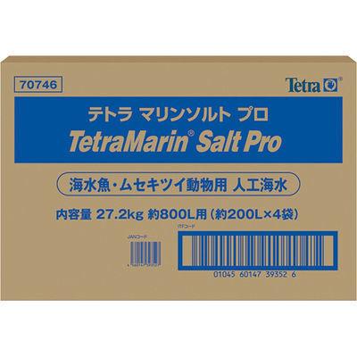 スペクトラム ブランズ ジャパン テトラ マリンソルトプロ 27.2kg(800L用) E4・・・