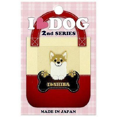 東洋ケース 彩蒔絵 I LOVE DOG2 しば LOVEDOG2-04 E487966H