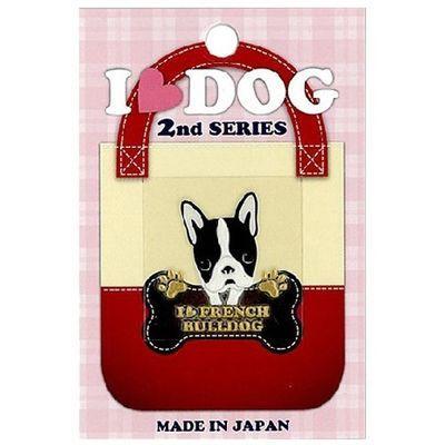 東洋ケース 彩蒔絵 I LOVE DOG2 フレンチブルドッグ LOVEDOG2-10 E487972・・・