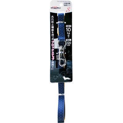 ドギーマンハヤシ ドギーマン ドットキューブリード 15mm ネイビー MD2601 E4・・・
