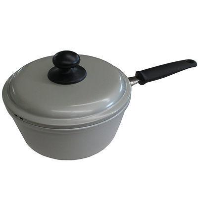 北陸アルミ アルミ製鍋 水明 片手鍋 16cm 4977449105541