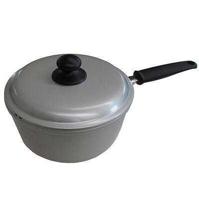 北陸アルミ アルミ製鍋 水明 片手鍋 18cm 4977449105558