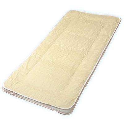 富士パックス販売 三河木綿使用 クールでドライな 清涼ガーゼ敷パッド WAYOベ・・・