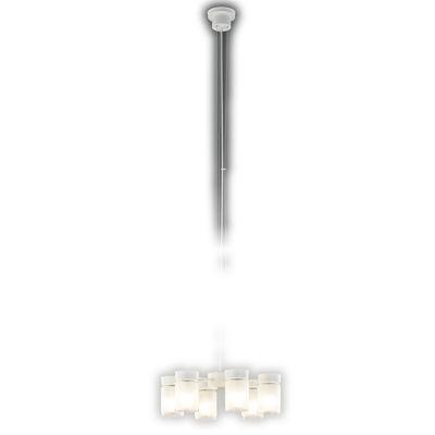 東芝 LEDシャンデリア(~6畳) ※ランプ別売 LEDC88028-6