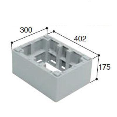 城東テクノ ハウスステップオプション 小ステップアジャスター2段 BU-CUB-604・・・