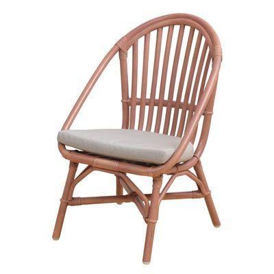 市場 Rattan Chair (mini)  RC-2955(PI) ※クッション付