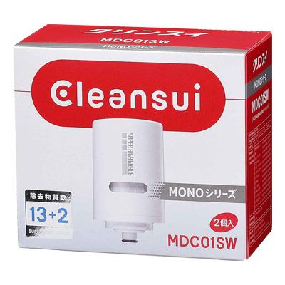 三菱ケミカル・クリンスイ モノシリーズ専用13物質除去タイプカートリッジ(2・・・
