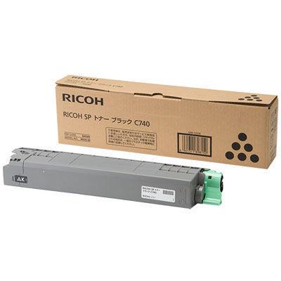 リコー RICOH SP トナー ブラック C740 600588