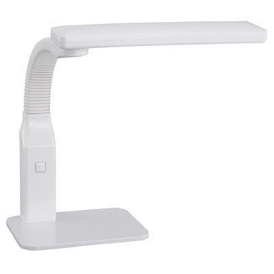 オーム電機 LED学習スタンド DS-LN94AG-W ホワイト
