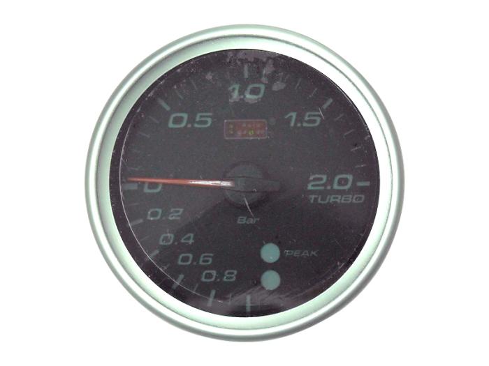オートゲージ ブースト計 自動車用メーター ag-bt80pk [PKタイプ φ80mm・・・
