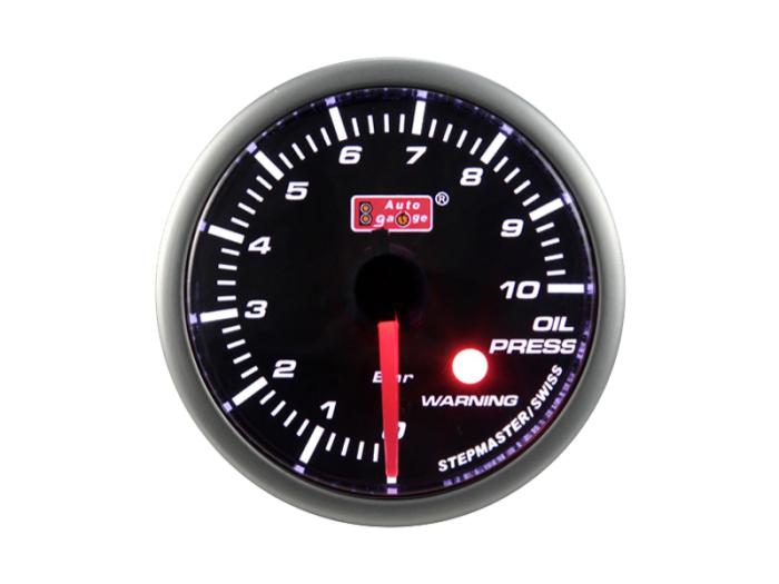 オートゲージ 油圧計 自動車用メーター ag-op52sm [SMタイプ φ52mm・・・