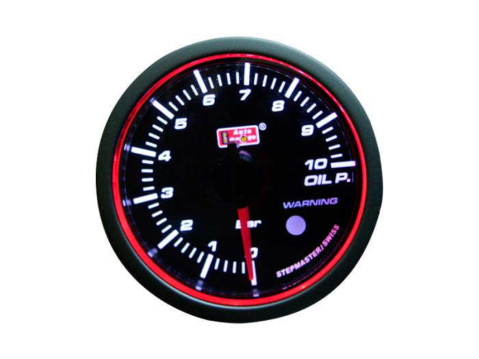 オートゲージ 油圧計 自動車用メーター ag-op60rsm [エンジェルリング RSMタ・・・
