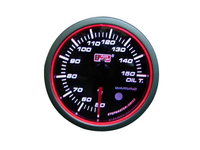 オートゲージ 油温計 自動車用メーター ag-ot60rsm [エンジェルリング RSMタ・・・