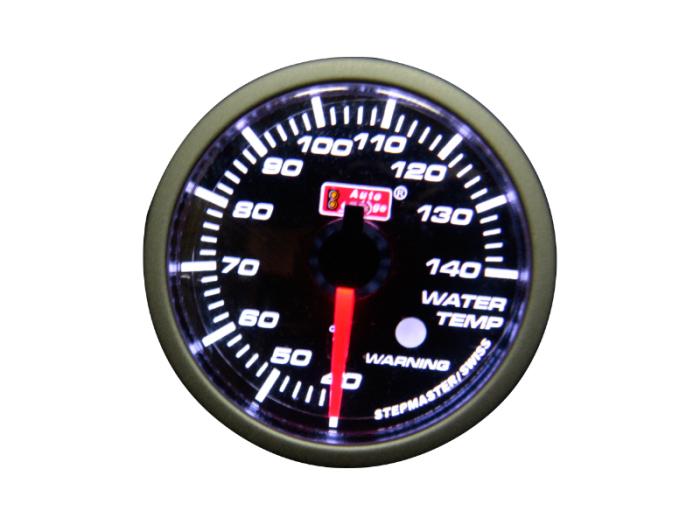 オートゲージ 水温計 自動車用メーター ag-wt52sm [SMタイプ φ52mm・・・