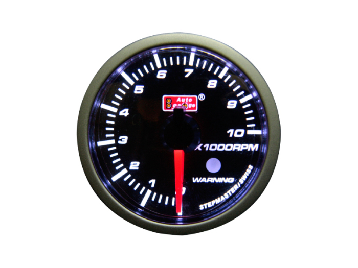 オートゲージ タコメーター 自動車用メーター ag-tc52sm [SMタイプ φ52mm・・・