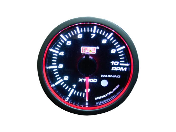 オートゲージ タコメーター 自動車用メーター ag-tc60rsm [エンジェルリング ・・・