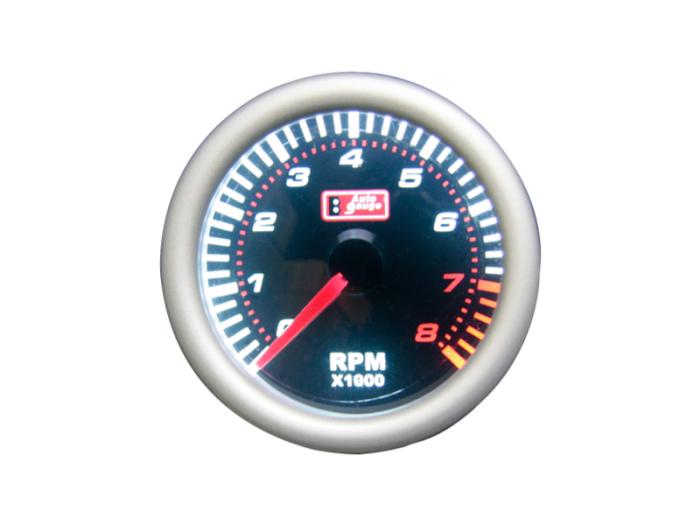 オートゲージ タコメーター 自動車用メーター ag-tc60543 [2インチ(約51mm) 6・・・