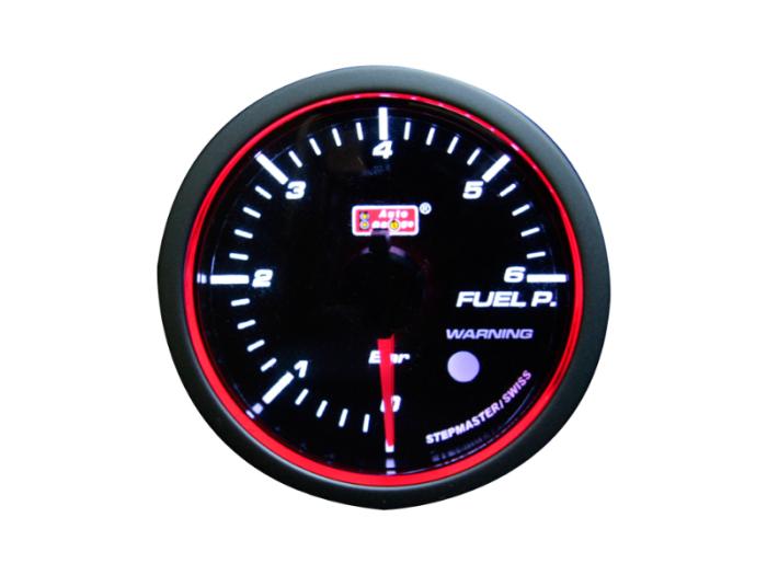 オートゲージ 燃圧計 自動車用メーター ag-fp52rsm [エンジェルリング RSMタ・・・