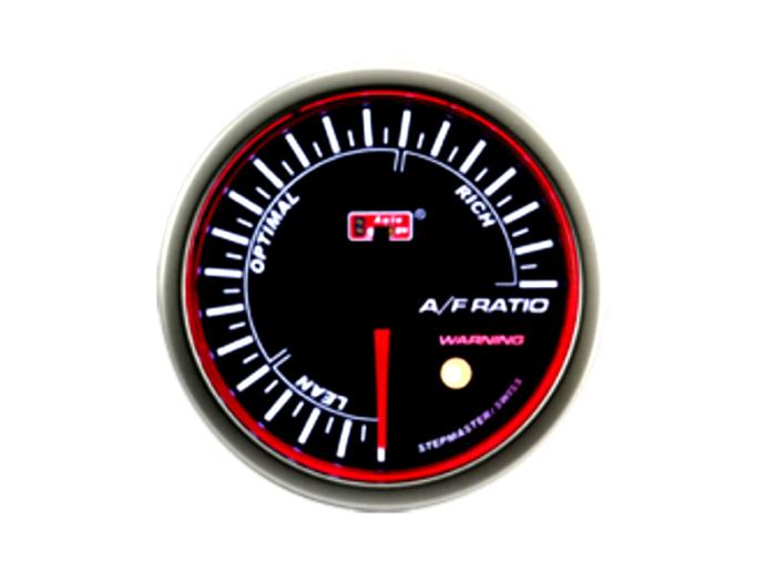 オートゲージ 空燃比計 自動車用メーター ag-af52rsm [エンジェルリング RSM・・・