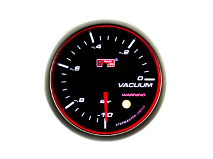 オートゲージ バキューム計 自動車用メーター ag-vc52rsm [エンジェルリング ・・・