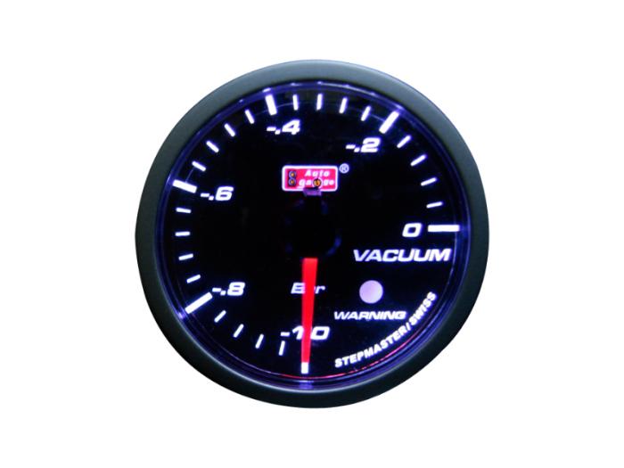 オートゲージ バキューム計 自動車用メーター ag-vc60sm [SMタイプ φ60mm・・・