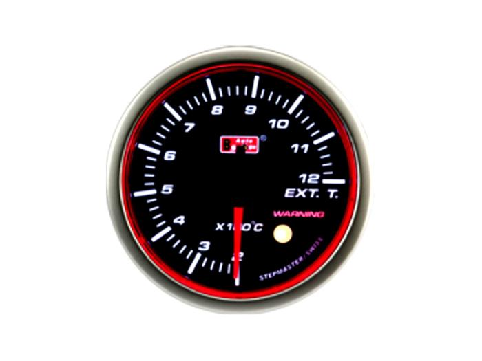 オートゲージ 排気温度計 自動車用メーター ag-eg52rsm [RSMタイプ φ52mm・・・