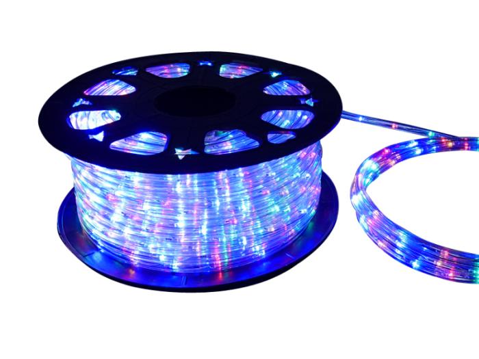 1250球 50m    LEDロープライト クリスマスイルミネーション/チューブライト・・・