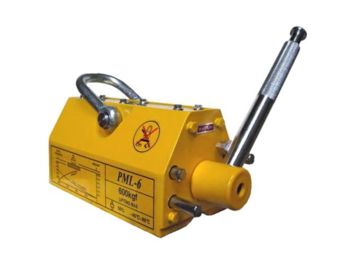 リフティングマグネット600kg リフマグ  電源不要 永久磁・・・