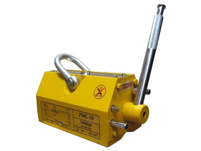 リフティングマグネット1000kg リフマグ1t 電源不要 永久磁・・・