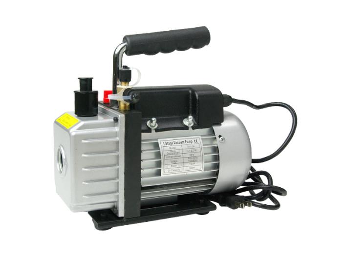 電動真空ポンプ 自動車エアコン修理用 TW-0.5A/真空ポン・・・