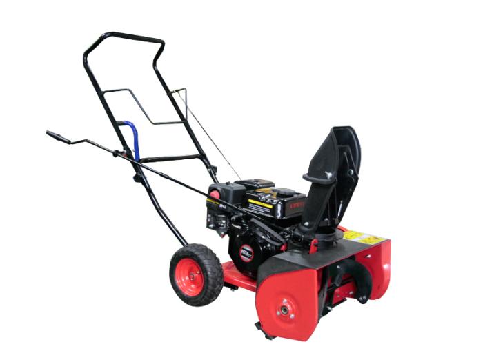 4馬力 エンジン式除雪機 家庭用