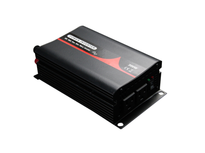 正弦波インバーター 300W 60Hz DC12V_AC100V
