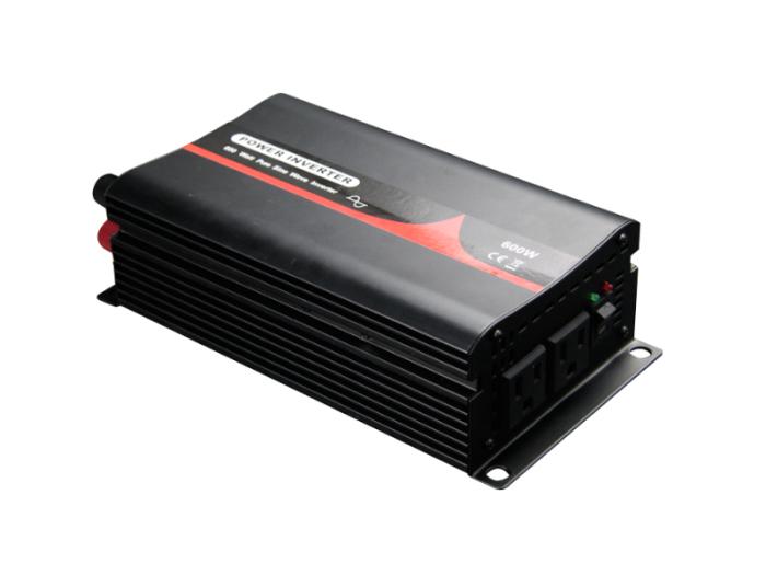 正弦波インバーター 600W 60Hz DC24V_AC100V