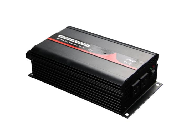 正弦波インバーター 800W 60Hz DC12V_AC100V