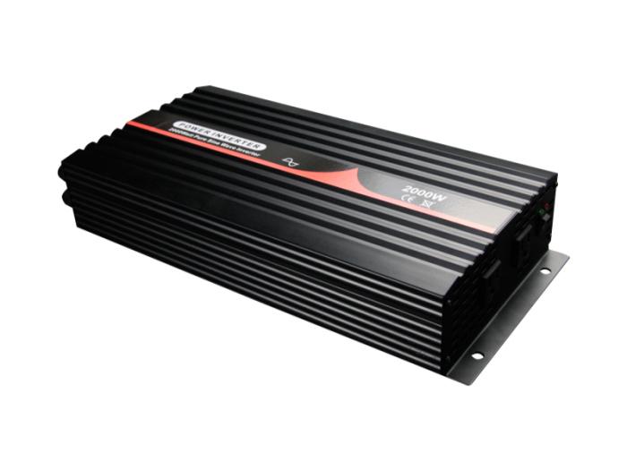 正弦波インバーター 2000W 60Hz DC24V_AC100V