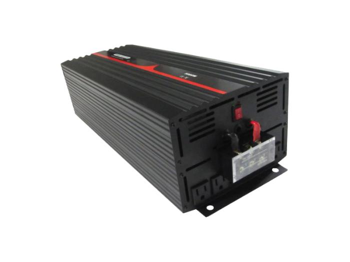 正弦波インバーター 5000W 50Hz DC24V_AC100V