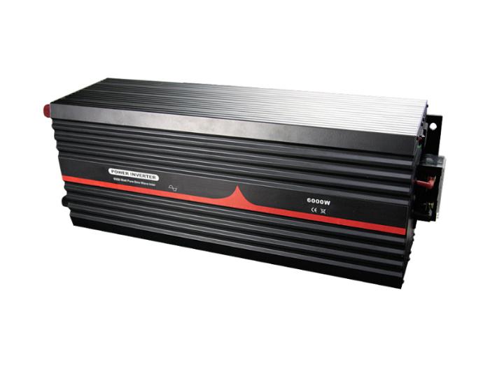 正弦波インバーター 6000W 50Hz DC24V_AC100V