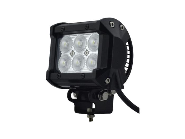 LEDワークライト 18w / LED 汎用防水作業灯 10V-30V電源対応 93・・・