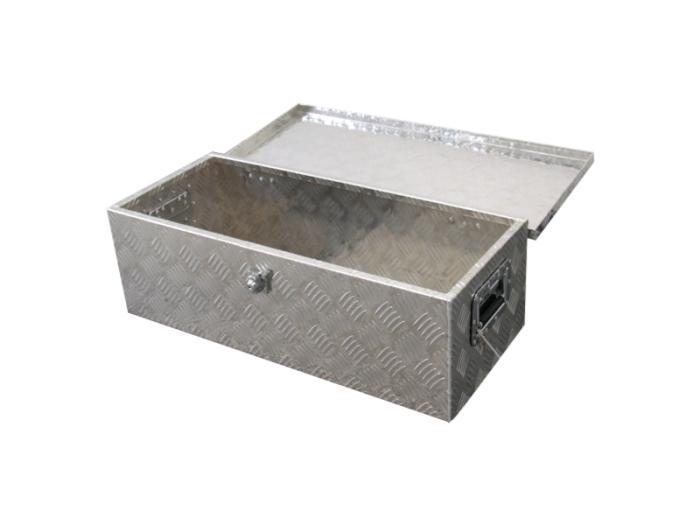 アルミ工具箱(小) 760x320x250mm