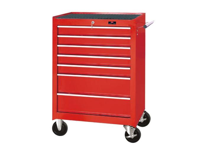 ツールボックス 赤7段 / 工具箱 ローラーキャビネッ・・・