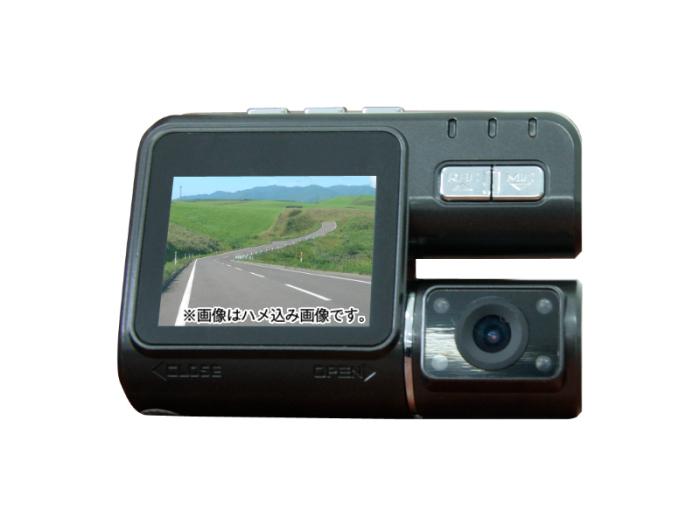 ドライブレコーダー G-Sensor 720P 車載カメラ レンズ部回・・・