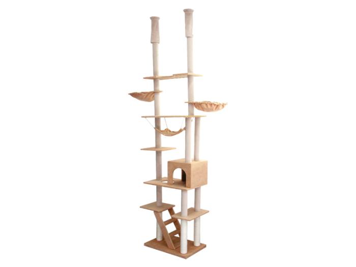 キャットタワー (6) / ネコちゃんタワー ネコタワー ツイ・・・
