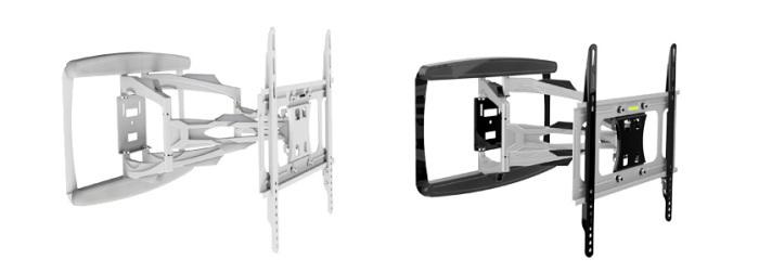 液晶テレビ壁掛け金具 26-42インチ対応 上下左右アームタイプ PRM-ACE-LT17S・・・