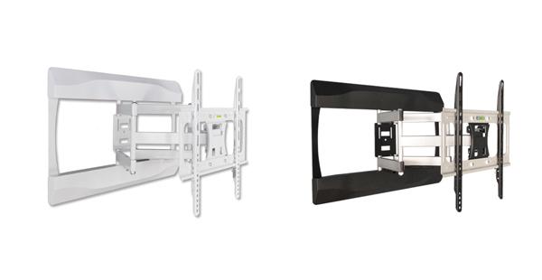 液晶テレビ壁掛け金具 37-65インチ対応 上下左右アームタイプ ブ PRM-ACE-LT1・・・