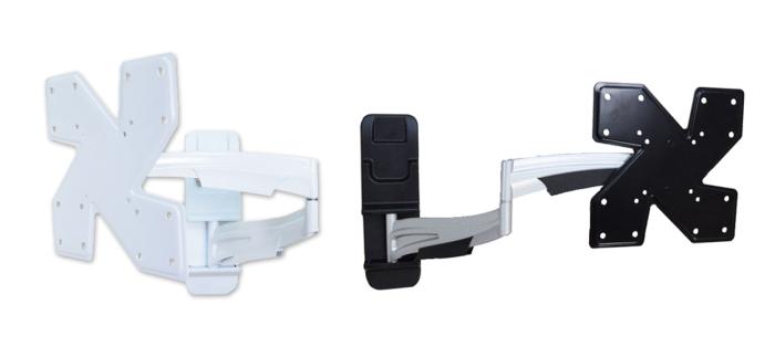 液晶テレビ壁掛け金具 26-40インチ対応 下向き左右アームタイプ PRM-LT23D ・・・