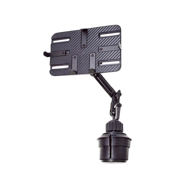 車載用タブレットアーム カップホルダー・ドリンクホルダータイプ  DORKAS-UQ・・・