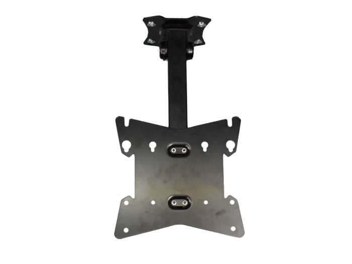【19~32型対応】斜め天井対応テレビ天吊り金具 長さ調節付き  PRM-CP0・・・