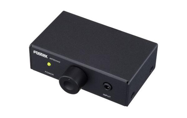 FOSTEX フォステクス AP05mk2 パーソナルアンプ