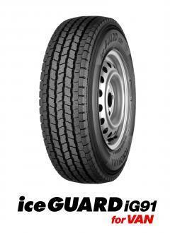 iceGUARD iG91 forVAN 155/80R14 88/86N